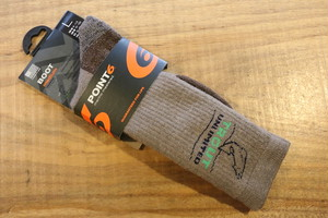 POINT6 TROUT UNLIMITED BOOT MIDIUM MID CALF