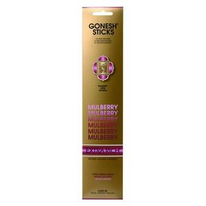 GONESH / Sticks  マルベリー お香スティックタイプ