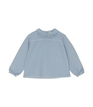 Yellowpelota Collar Blouse 2018AW
