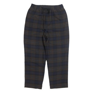 INFLUENCE / WOOL CHECK PANTS