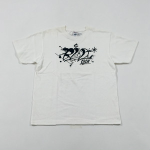 BCD LOGO T-Shirt - T White ×  Black