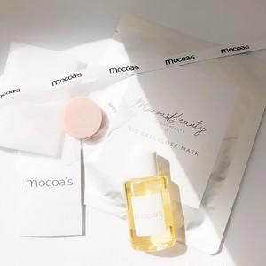mocoa's beauty        待望のトライアルorトラベルセット ¥2,300+tax