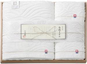 今治謹製白織タオルタオルセット SR4039