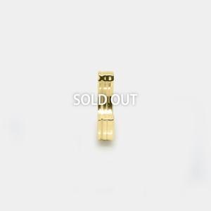 X'mas限定ピンキーリング「XO」- gold