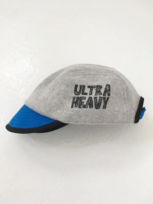 ULTRA HEAVY U.H×どら猫帽子店 ウールキャップ