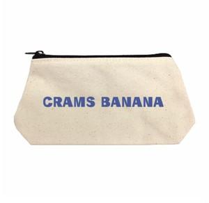 【数量限定】CRAMSBANANA ポーチ クラムスバナナ