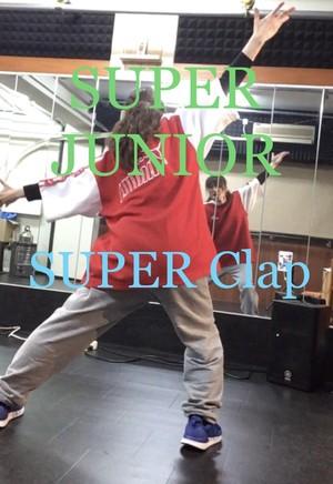 AYAKO K-POPダンス入門 – SUPER JUNIOR(SUPER Clapサビ)振付