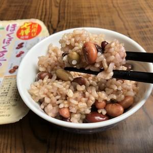 【1箱】ほくほく豆の玄米ごはん 150g×12パック入