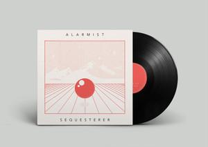 "[SPR-159] Alarmist - "" Sequesterer "" [Black 12 Inch Vinyl]"