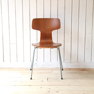 T-Chair(Teak)Arne Jacobsen デンマーク 1969