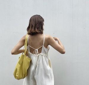 Lamb tote bag 〈lemonade〉