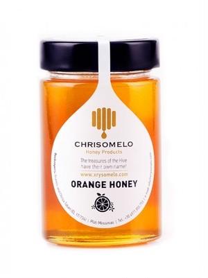 ギリシャ産 オレンジ はちみつ 250g