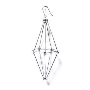 △pierce/earring_solo_diamond type