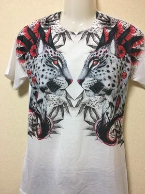 シンメトリーTシャツ