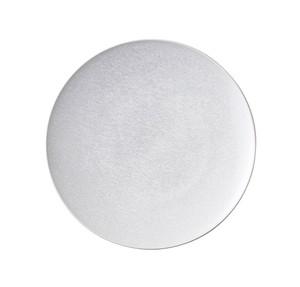 フリールホワイト 28cmプレート