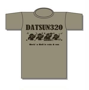 newTシャツ(ヘザーチャコール)