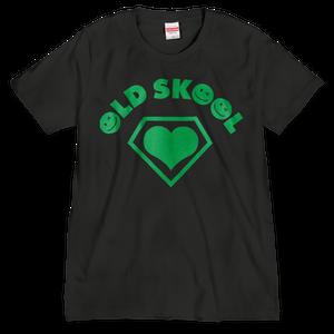 old school logo/スーパーラヴァーズ Tシャツ