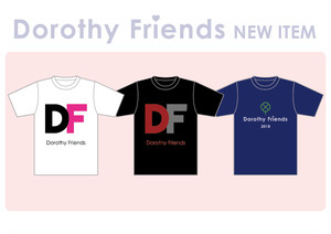 Dorothy Friends Tシャツ《全3種》