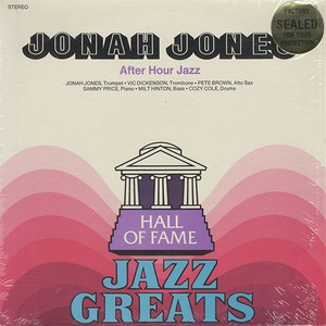 Jonah Jones ‎/ After Hour Jazz (LP)
