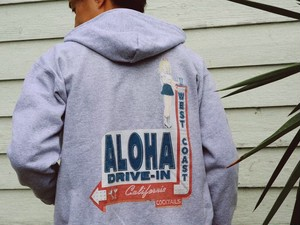【10/16 21:00発売開始】 DRIVE-IN ZIP Foodie(grey)