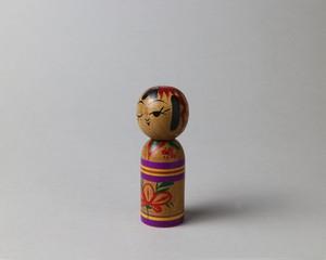 ミニこけし② | 加納木地店 加納博工人