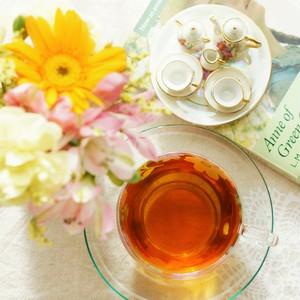 《バラの香りの優しい和紅茶ブレンド》雅 -miyabi-