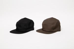 ESTER CAMP CAP (BLACK / OLIVE)