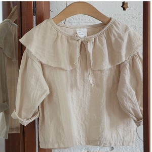 frill blouse♡
