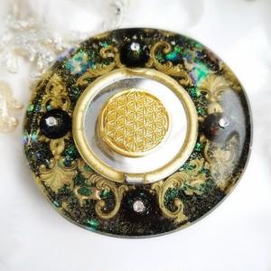 宇宙(神様)鏡のオルゴナイト