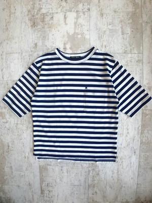 Stripe Cotton Jersey