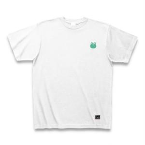 はーちゃん。デザインの かえる Tシャツ