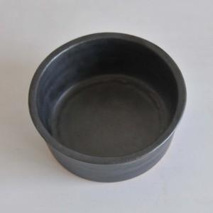 鈴木史子 耐熱 入れ子鍋(深・小)黒