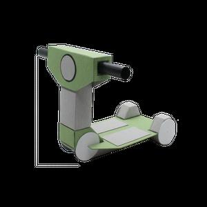 ハコノイド用スクーターユニット