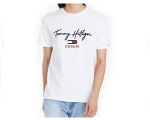 TOMMY HILFIGER	トミーヒルフィガー Gorman Tufted Gorman Tufted Logo Graphic Tシャツ