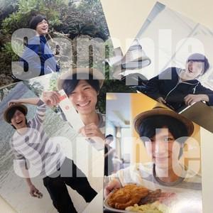 【有馬芳彦】2016 birthday bromide「A」