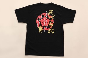 信長家紋Tシャツ