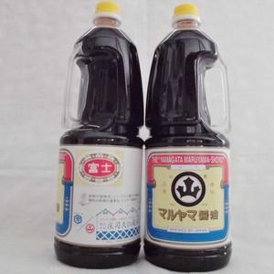 富士1.8ℓ×2本