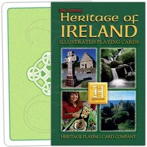 トランプ【アイルランド】Heritage Playing Card Company 90023-Y