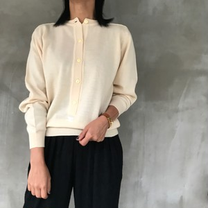 Courreges off-white sweater