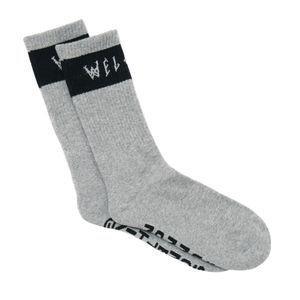 Welcome Summon Socks / Heather - Black
