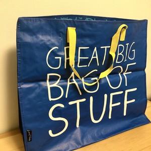Happy Jackson large shopping bag