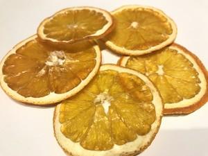 ドライオレンジ  5枚  Mサイズ