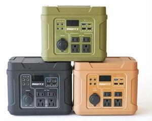 パナソニック製リチウムイオン電池搭載 ポータブル電源MIGHTY マイティ 別注モデル