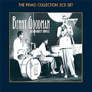 CD 「TRIO AND QUARTET SHOWCASE / BENNY GOODMAN」 (2CD)