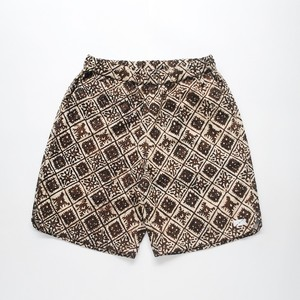 Short pants every day UBUD / HAND DYE BATIK BEIGE