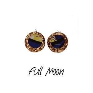 【ピアス】満月