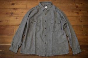 USED パタゴニア ヘビーフランネルシャツ 90s patagonia