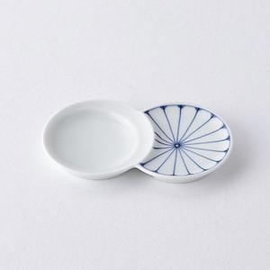 菊割 小分け豆皿