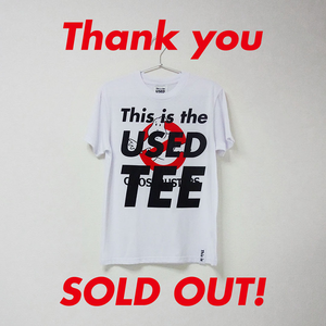 This is the USED TEE 【111319-10】