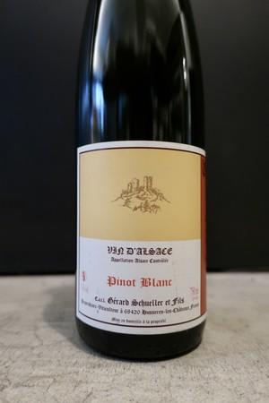 Pinot Blanc Ⅲ KL 2012 / Gerard Schueller(ピノ ブラン トロワ カー エル/ジェラール シュレール)